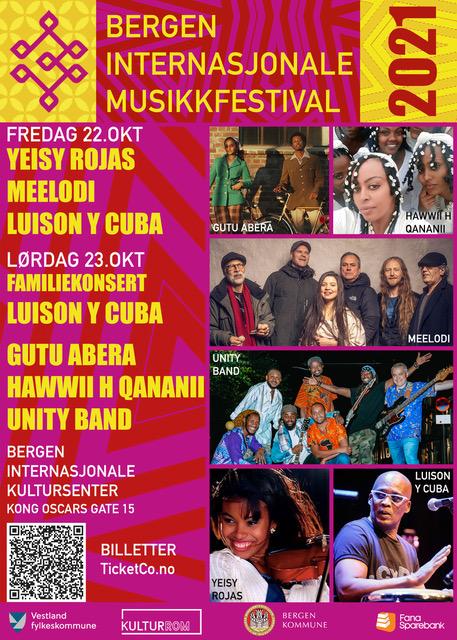 Bergen Internasjonale Musikkfestival 2021